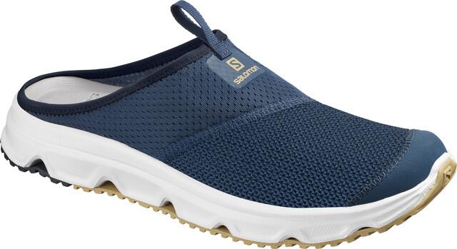 Salomon RX Slide 4.0 Chaussures Homme, poseidonnavy blazertaos taupe